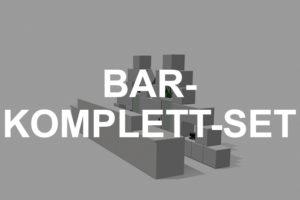 Bar-Komplett-Set mieten