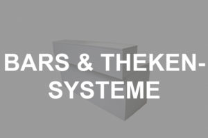 Bars & Thekensysteme mieten