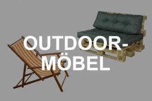 Outdoor Möbel mieten