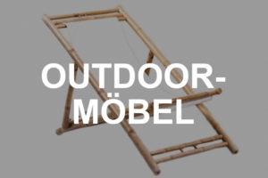 Outdoor-Möbel mieten