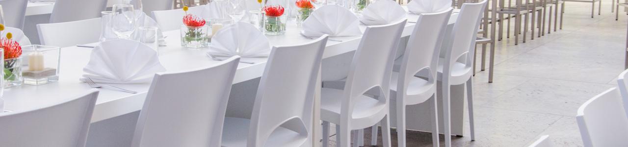 Stühle mieten für Events