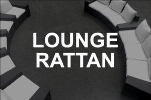 Lounge Rattan Mietmöbel