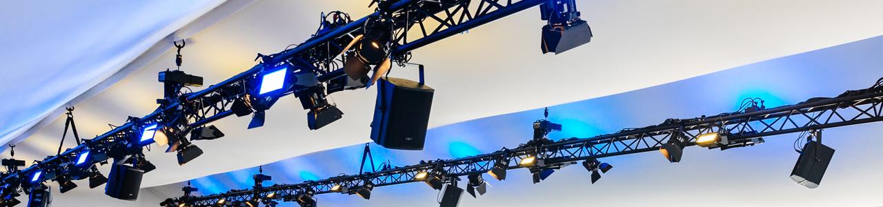 Konferenz- & Medientechnik mieten