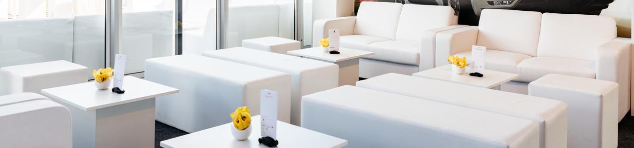 Lounge-Möbel mieten