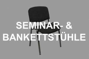 Bankett- & Seminarstühle mieten