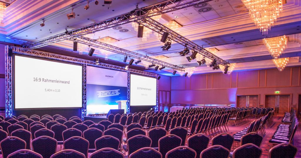 Konferenz Tagung Technik mieten