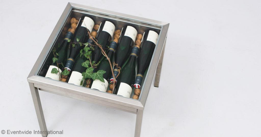 Tischdeko EVENTWIDE Couchtisch Wein