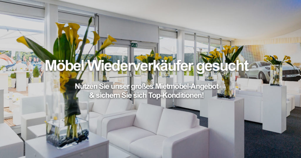 EVENTTOOL24 Wiederverleih Mietmöbel Lounge
