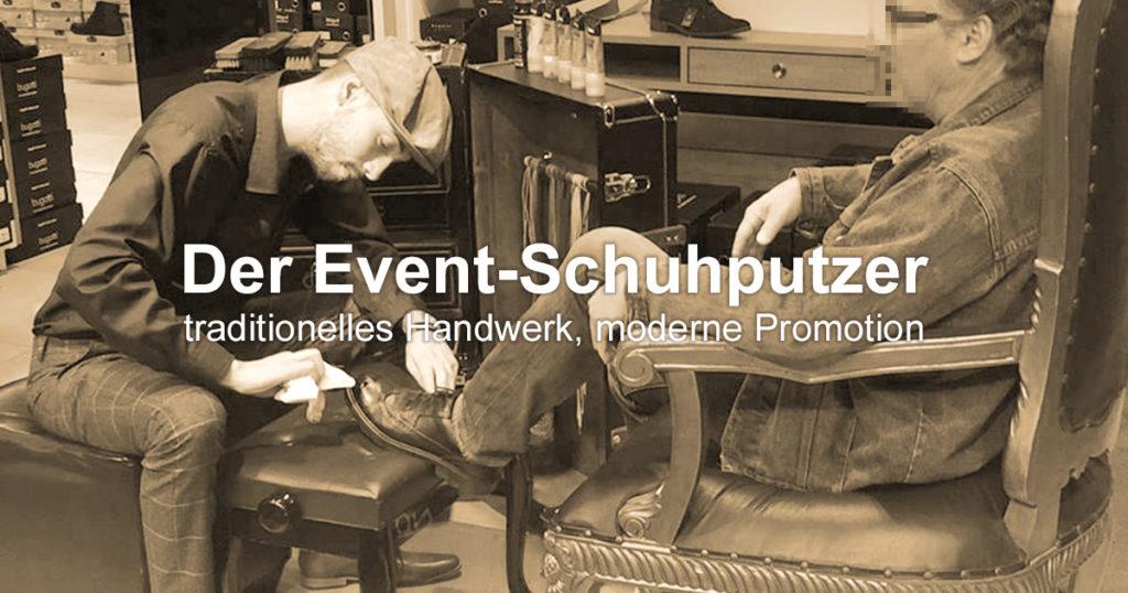 ShoeShineBoy Event-Schuhputzer Shop