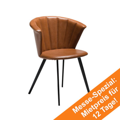 Merge Dining Chair | Vintage Light Brown