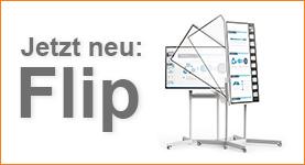 EVENTTOOL24 Flip digitales Flipchart mieten