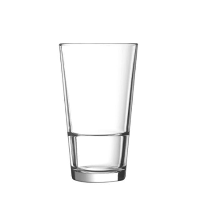 Latte-Macchiato-Glas
