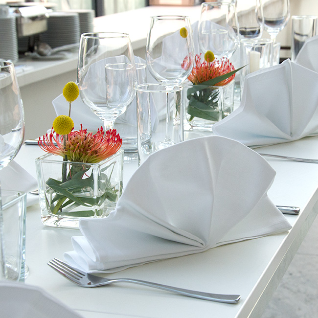 EVENTTOOL24 gedeckter Tisch_Servietten