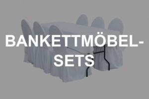 (Bild) Bankettmöbel-Sets mieten