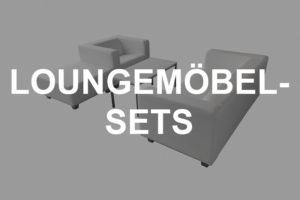 (Bild) Loungemöbel-Sets mieten