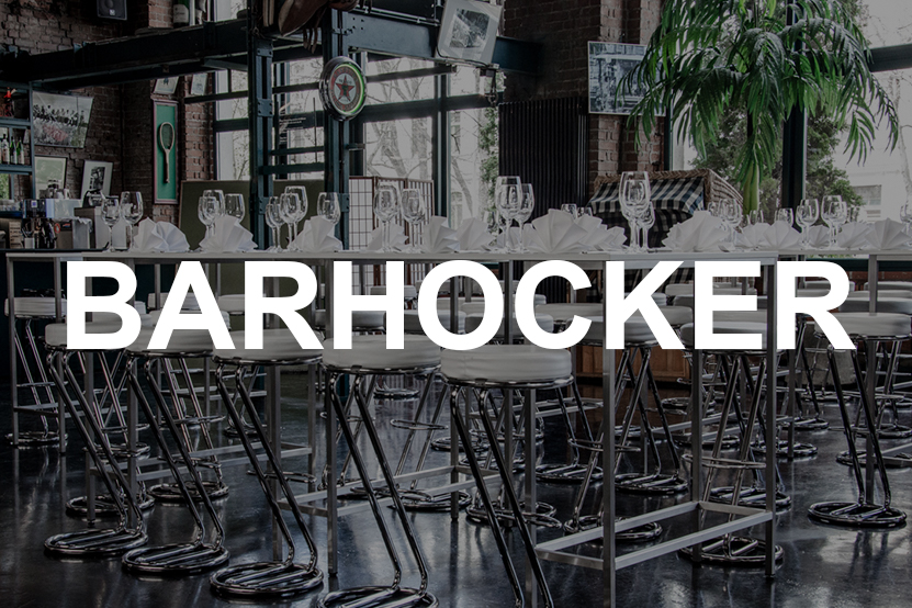 mekka EVENTTOOLS Barhocker mieten